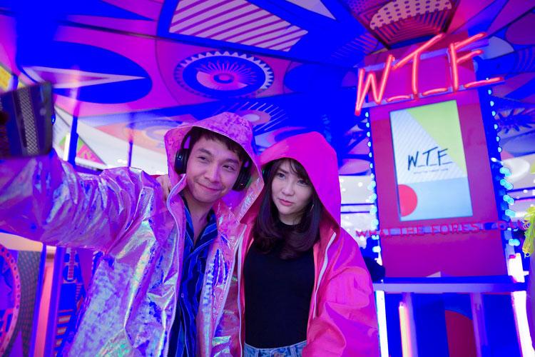 ปาร์ตี้คลับกลางห้างฯ ครั้งแรกในไทย