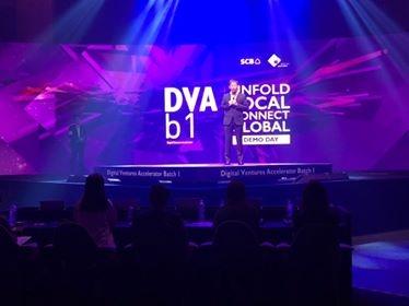ดิจิทัล เวนเจอร์ส เปิดเวที DVAb1 Demo Day