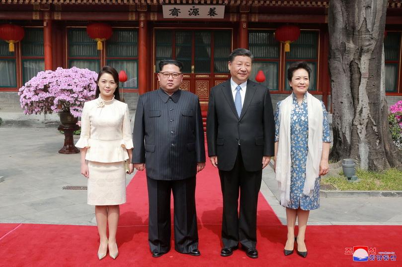 """Weekend Focus: """"คิม"""" ดอดเยือนจีนหารือ """"สีจิ้นผิง"""" ตอกย้ำสัมพันธ์แน่นแฟ้นก่อนเผชิญหน้า """"ทรัมป์"""""""