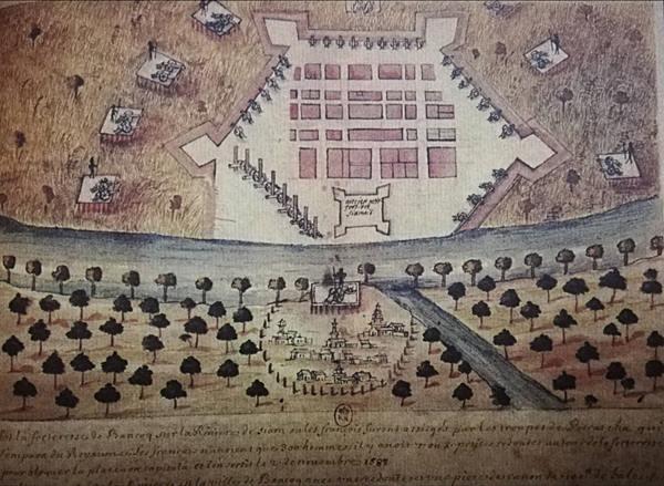 ตะลุมบอนไทย-ฝรั่งเศสสมัยพระนารายณ์ดุเดือดเผ็ดมัน!วางระเบิดตูมเดียวตายกว่า ๒๐๐ กลางเจ้าพระยา!!