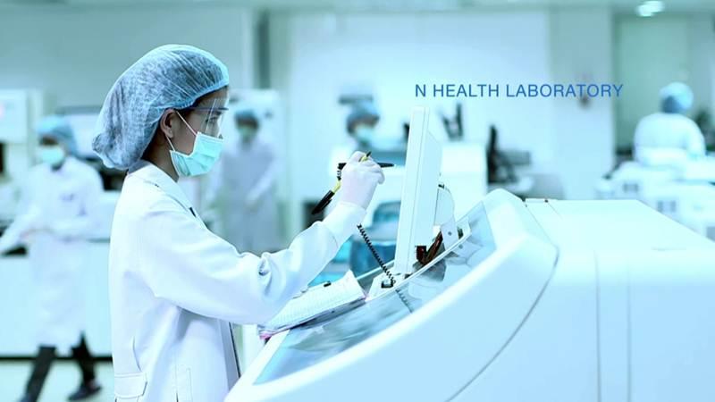 BDMS ดูแลสุขภาพอย่างครบวงจร รู้ก่อนป่วย … ตรวจเลือดป้องกันโรคที่ N Health