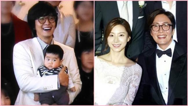 """""""แบยองจุน"""" เตรียมเป็นคุณพ่อลูกสองหลังภรรยาเตรียมคลอดลูกสาว"""
