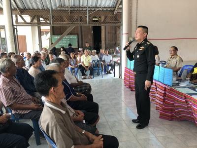 ชาวเมืองน้ำดำหนุนโครงการไทยนิยมยั่งยืน ลั่นต้องใช้งบโปร่งใสทุกโครงการ