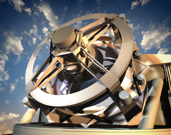 กล้องโทรทรรศน์ขนาดมโหฬารที่โลกกำลังจะมีในอนาคต