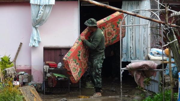 ลำปาง-พะเยาอ่วมพายุฝนถล่มน้ำป่าไหลหลากชาวบ้านเดือดร้อนอื้อ