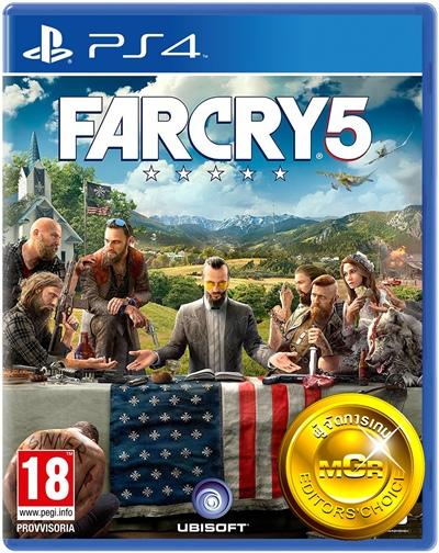 Review: Far Cry 5 ผองซ่าส์ ผ่าเมืองคลั่ง