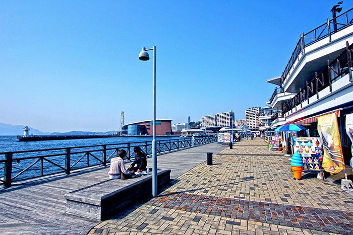 ชิโมโนเซคิ เมืองท่าและประตูสู่เกาะฮอนชู