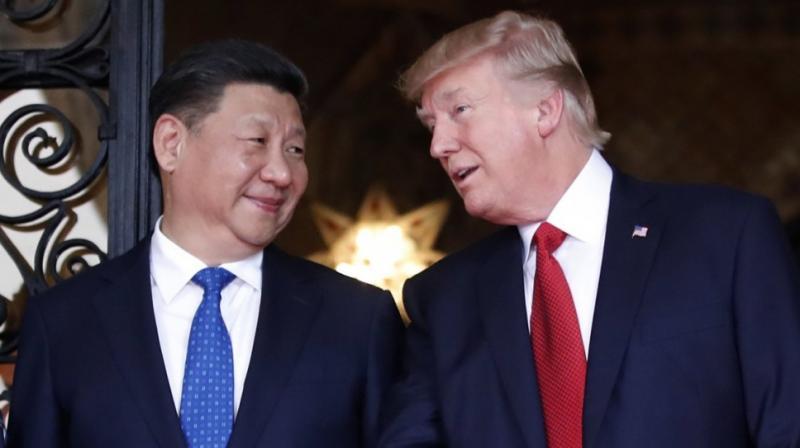 'ทรัมป์'กลับมามาดนิ่ม  ทำนายแบบมองโลกสวยว่าจีนจะอ่อนข้อด้านการค้า  หลังจากความสัมพันธ์ตึงเครียดจนตลาดหุ้นดำดิ่ง