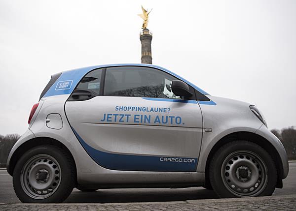 เบนซ์-BMWพักบู๊ชั่วคราว กอดคอลุยธุรกิจโมบิลิตี้