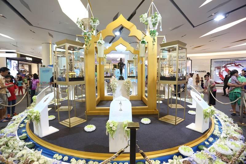 """3 ห้างดังต้อนรับเทศกาลมหาสงกรานต์ รวมพลังจัดงาน """"สยาม ซัมเมอร์ เก็ทอเวย์"""""""