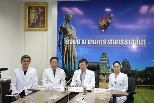 รพ.มหาราชโคราชเตรียมแพทย์พยาบาลกว่า 4,000 คน สำรองโลหิตเพิ่ม รับมืออุบัติเหตุสงกรานต์