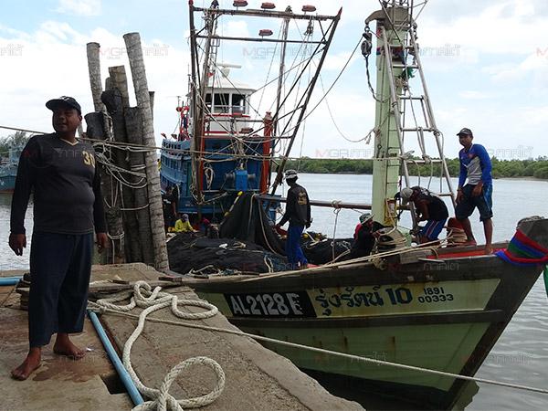 ชาวประมงเรืออวนล้อมจับตัดพ้อกฎหมายไทย หวังให้ล้มหายตายจากกันไปเลยหรือ