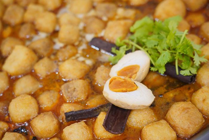 พะโล้ไข่เค็ม
