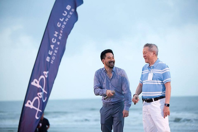 "THEW TALAY ESTATE ชวนร่วมสร้างความทรงจำดี ๆ ในงาน ""Beat of Life"" @ BaBa Beach Club Hua hin"