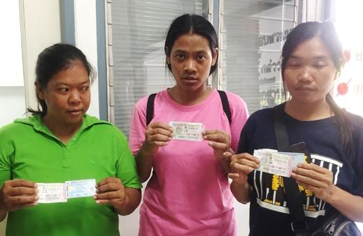 เฮลั่นฉลองสงกรานต์ 5 พี่น้องซื้อหวยแบ่งกันคนละใบ ถูกที่ 1 รับเละ 30 ล้าน