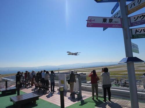 เวลาน้อยก็เที่ยวได้!! แนะนำแหล่งท่องเที่ยวใกล้ๆสนามบินคันไซ