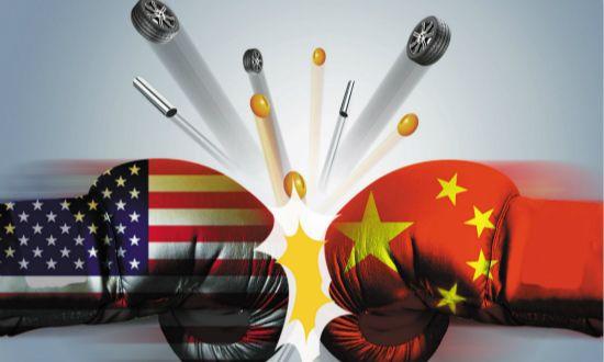 พญาอินทรีใช้ภาษีการค้าสกัดดาวรุ่งจีนที่กำลังสร้างชาติทันสมัย แต่ศึกนี้เจ็บทั้งคู่