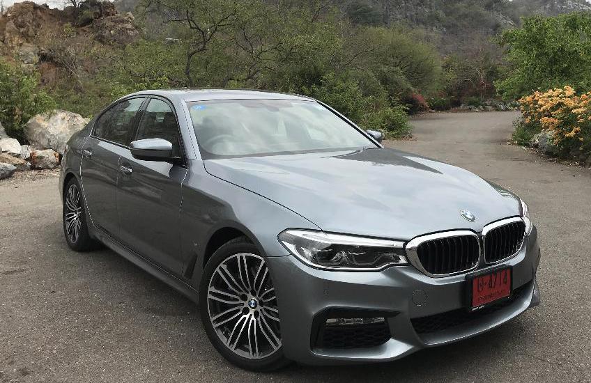 BMW 530e ขุมพลังไฟฟ้า สบาย สปอร์ต อัจฉริยะ