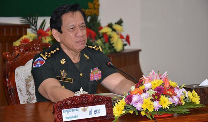 ทั้งทหาร-ตำรวจในพนมเปญปฏิเสธอาวุธตำรวจไทยยึดได้ ที่ จ.ตราดยันไม่ได้ไปจากกัมพูชา
