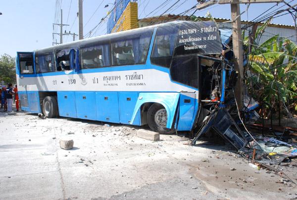 ดันแผนตั้ง Safety Manager คุมรถสาธารณะ หวังลดสถิติอุบัติเหตุ