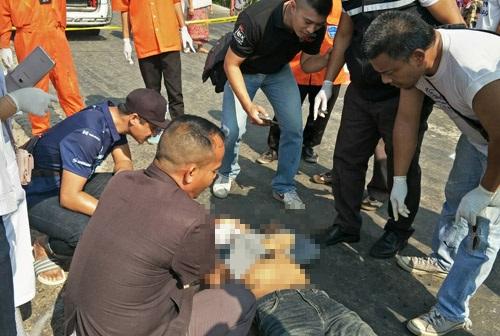 จุดจบตายข้างถนน! โจ๋บุรีรัมย์เพิ่งพ้นคุกถูกยิงดับ คาดขัดแย้งธุรกิจมืด