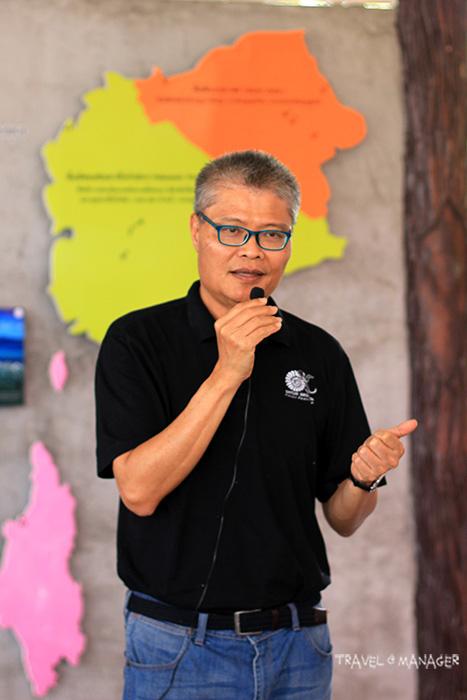ดร.ทศพร นุชอนงค์ อธิบดีกรมทรัพยากรธรณี(ภาพจากแฟ้ม)