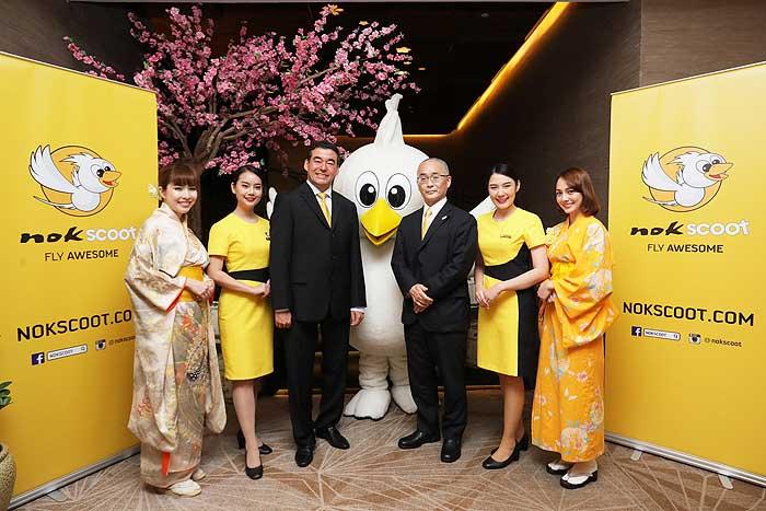 นกสกู๊ต จัดโปรฯฉลองเส้นทางบินใหม่ กรุงเทพฯ-โตเกียว เริ่มต้นที่ 2,777 บาท