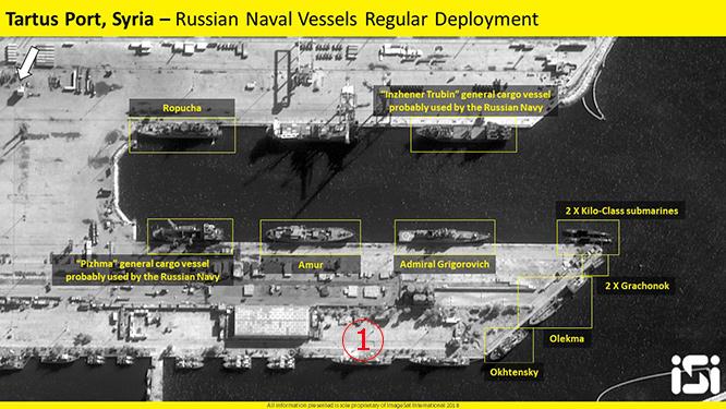 ร่ำลือไปทั่ว.. รัสเซียปล่อยม่านควันคลุมฐานทัพ พรางตาดาวเทียมส่งอาวุธลอตใหม่ให้ซีเรีย