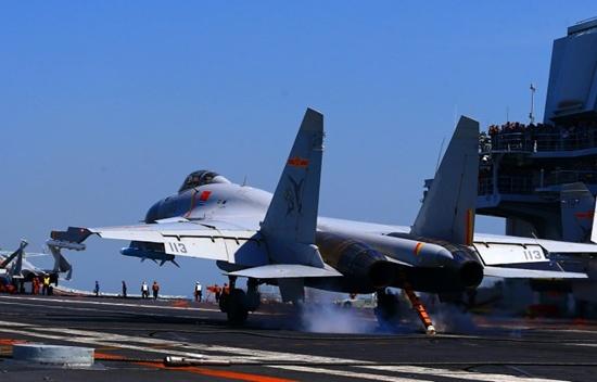 J15 fighter jets