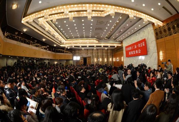 เสรีภาพสื่อมวลชนจีนรั้งอันดับที่ 5 จากอันดับสุดท้ายของโลกติดต่อกันเป็นปีที่ 4