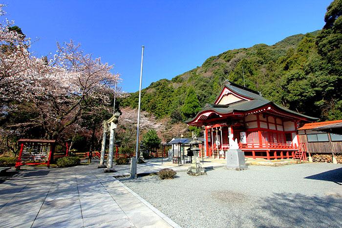 วัดไทเนจิ วัดคู่บ้านคู่เมืองนากาโตะ