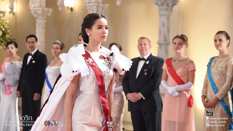 """เรื่องย่อ """"ลิขิตรัก"""" The Crown Princess"""