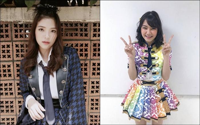 อร-น้ำใส เดอะ ค็อป ผู้น่ารักแห่ง BNK48