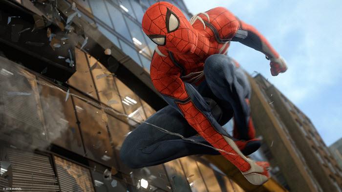 """""""Marvel's Spider-Man"""" พร้อมวางจำหน่าย 7 ก.ย.นี้ เฉพาะ PS4"""