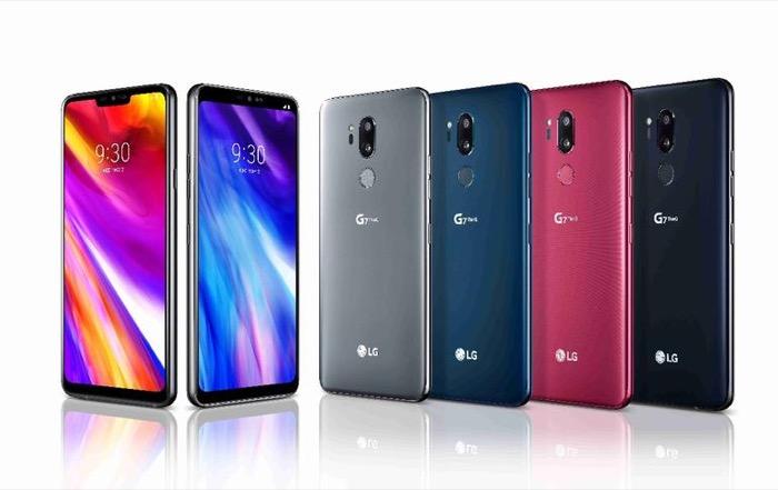 LG G7 ThinQ และ G7+ ThinQ