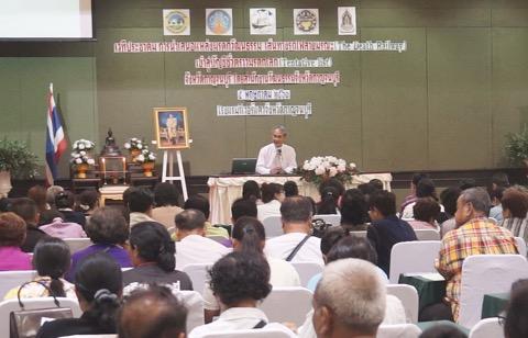กาญจนบุรี จัดเวทีประชาคมเสนอเส้นทางรถไฟสายมรณะ เข้าสู่บัญชีชั่วคราวมรดกโลก