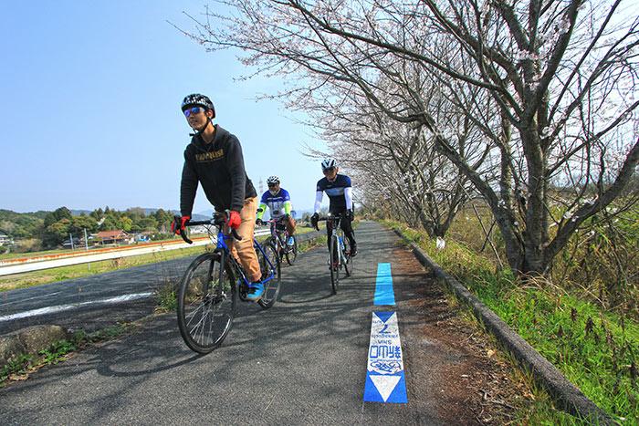 เส้นทางจักรยานชิน-ยามากุจิ
