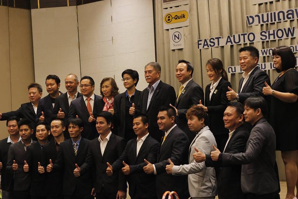 """เตรียมพบกับงาน""""FAST AUTO SHOW THAILAND 2018 """" ปลายเดือนมิ.ย."""