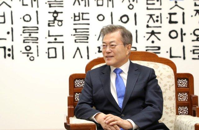 """ผู้นำเกาหลีใต้ระบุ """"ญี่ปุ่น-เกาหลีเหนือ"""" ควรคุยกันเพื่อสันติภาพ-ความมั่นคงในภูมิภาค"""