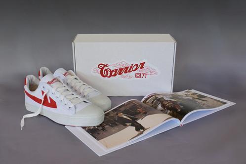 รองเท้ารุ่น WB-1 เป็นสินค้าเรือธงของบริษัท ในยุค 70 และเป็นสินค้าวัฒนธรรมยุคสมัย (ภาพ jingdaily.com)