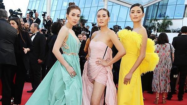 ไร้รสนิยมจริงหรือ? ชมชัดๆ 3 สาวแบรนด์ไทยบนพรมแดงคานส์หลังถูกวิจารณ์เละ!