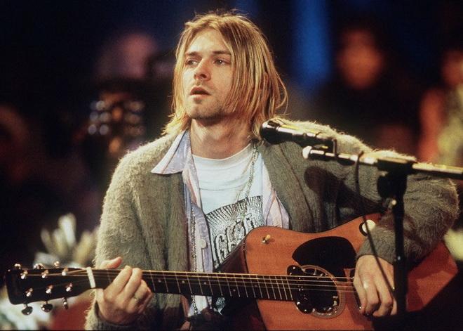 กีตาร์ในโชว์ MTV Unplugged ที่เป็นตำนาน