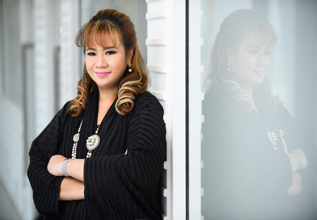นางสาวศุภมาส อิศรภักดี ประธานกรรมการบริหาร และกรรมการผู้จัดการ บริษัท ดีโอดี ไบโอเทค จำกัด (มหาชน) หรือ DOD