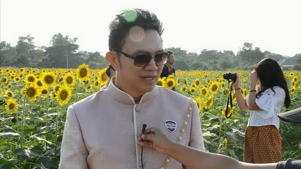 นายสมชาย เหล่าสายเชื้อ ประธานกรรมการ บริษัท โตโยต้าดีเยี่ยม จำกัด