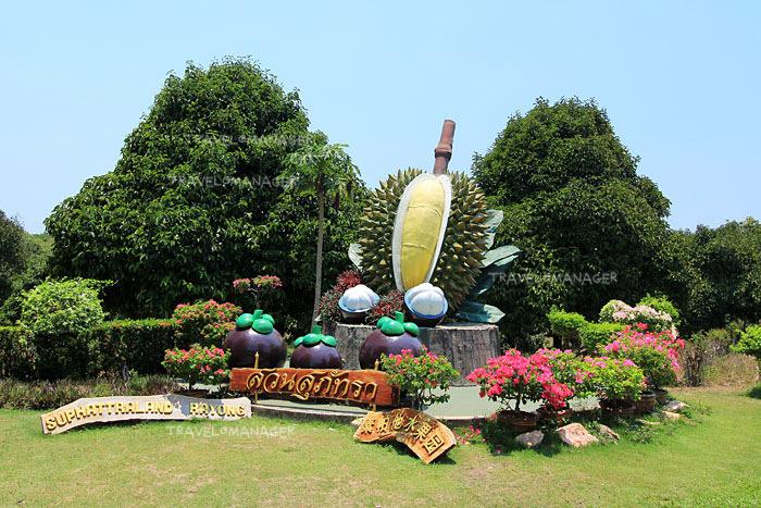 สวนสุภัทราแลนด์ แหล่งท่องเที่ยวเชิงเกษตรชื่อดังของเมืองไทย