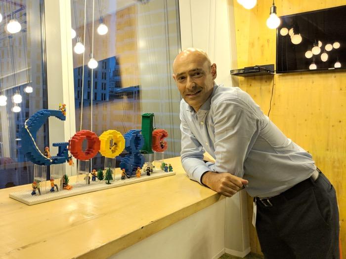 คาริม เทมสมานิ ประธานฝ่ายปฏิบัติการประจำภูมิภาคเอเชียแปซิฟิกของ Google