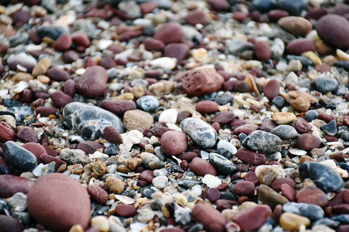 ชมหินหลากสี