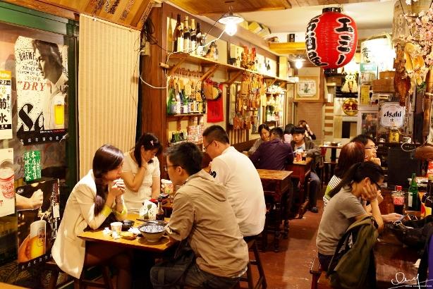 คนญี่ปุ่นในที่ทำงานและวงเหล้า