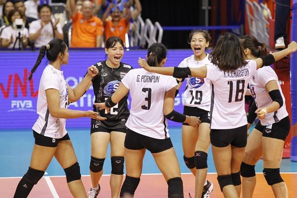 ทีมลูกยางสาวไทยพ่ายแมตช์ที่ 7 ติดต่อกัน (ภาพแทน)