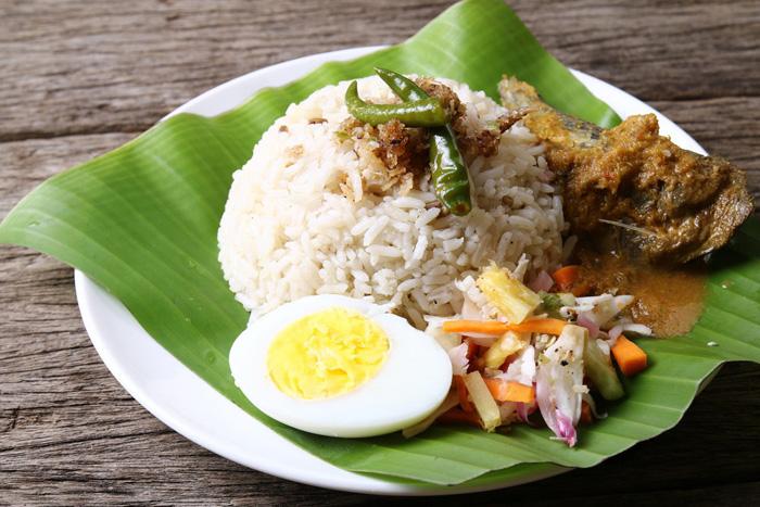 Nasi Dagang